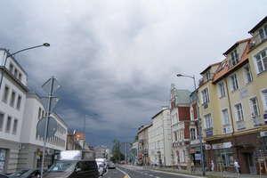 Uwaga na burze z silnym wiatrem! IMGW ostrzega