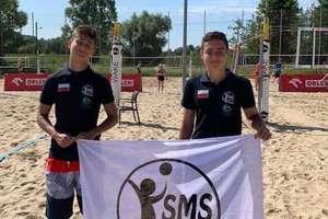 Młodzicy SMS Ostróda na 9. miejscu w mistrzostwach Polski