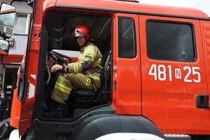 Lidzbarscy strażacy mają nowy wóz