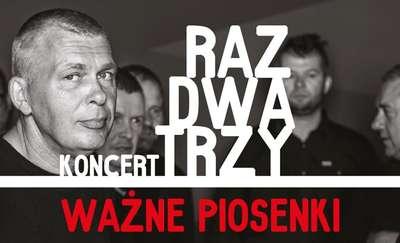 Weekend w Praniu.  W sobotę zagra zespół Raz Dwa Trzy