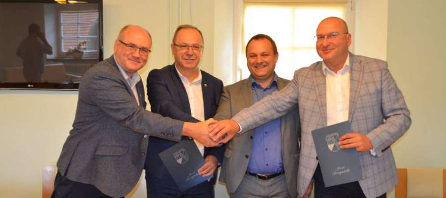 """Porozumienie w sprawie podjęcia inicjatywy pn. """"Południowe Mazury"""" zostało podpisane 28 czerwca"""