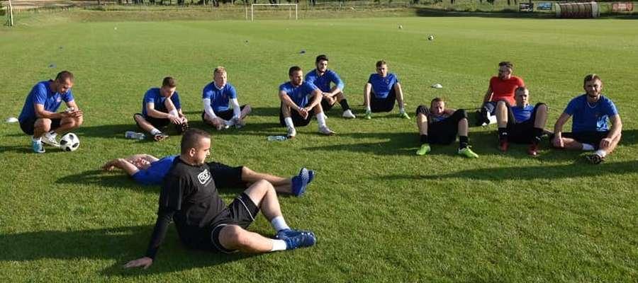 Piłkarze Płomienia Turznica już zaczęli przygotowania do nowego sezonu