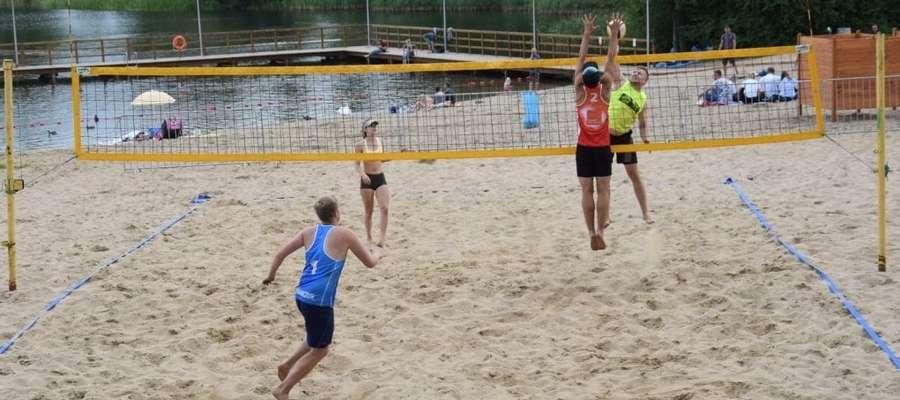 Drugi turniej siatkówki plażowej Lato 2019 rozpocznie się w sobotę o godz. 10.15