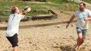 W sobotę na plaży miejskiej turniej siatkówki plażowej oldbojów
