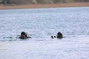 W Jeziorze Nidzkim utonął 54-letni mężczyzna