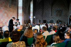 Na lidzbarskim zamku świętowano Imieniny Ignacego Krasickiego [ZDJĘCIA]