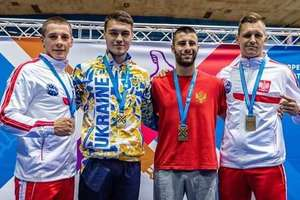 Brązowy medal Piotra Kołakowskiego