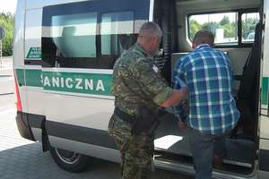 Poszukiwany ENA zatrzymany na przejściu w Gronowie