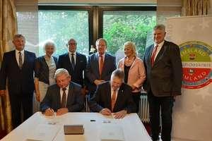 Piętnastolecie współpracy z Powiatem Emsland