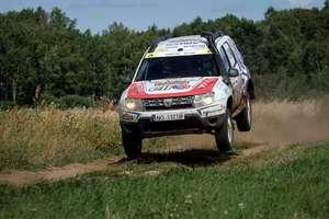 Podczas rajdu Polskie Safari była meta, a na niej bardzo dobry wynik załogi Grabowski/Binięda