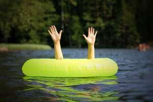 Mieszkaniec Nidzicy utonął w jeziorze Warchały