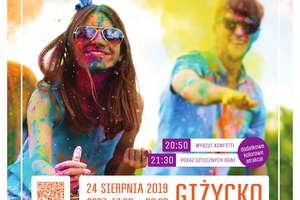 Festiwal Kolorów na zakończenie lata
