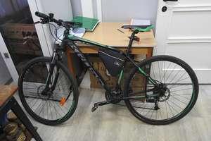 Policja szuka właściciela skradzionego roweru