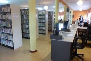 Miejska Biblioteka Publiczna w nowej, tymczasowej, siedzibie