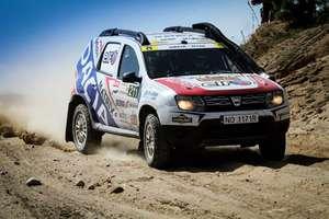 Przed nimi spore wyzwanie — najtrudniejszy rajd w cyklu Dacia Duster Elf Cup