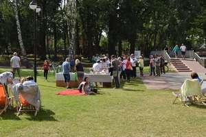 Burmistrz Ostródy zaprasza na sobotnie śniadanie na trawie