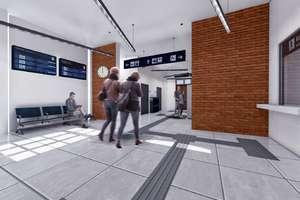 Rusza modernizacja dworca kolejowego w Suszu