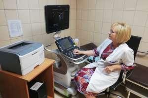 Lidzbarski szpital wzbogacił się o ultrasonograf