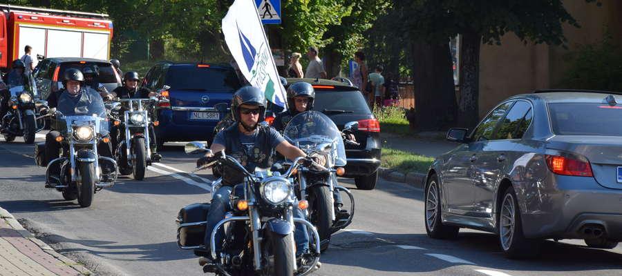 To było prawdziwe święto miłośników motoryzacji i dobrej muzyki, fot. Starostwo Powiatowe w Olsztynie