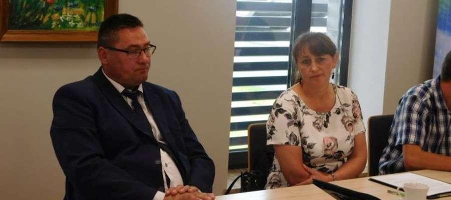 Agnieszka Kobryń i Józef Pich będą reprezentowali rolników powiatu bartoszyckiego w wojewódzkich strukturach Warmińsko-Mazurskiej Izby Rolniczej.
