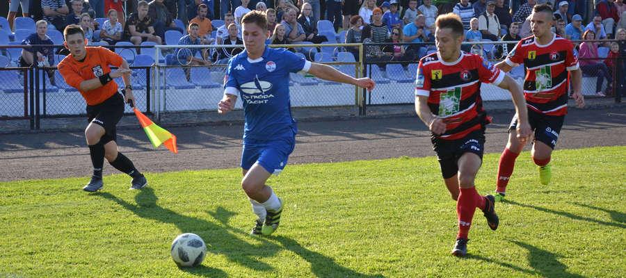 Po porażce w Morągu zespół Sokoła spróbuje zrehabilitować się w meczu z Lechią