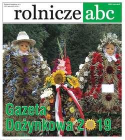 Rolnicze ABC - Gazeta Dożynkowa