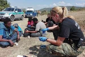 Funkcjonariusze Straży Granicznej powrócili z kolejnej misji w Macedonii