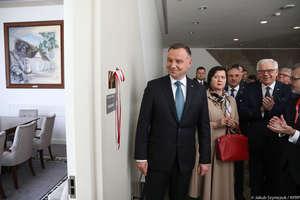 Prezydent Andrzej Duda odwiedzi Nowe Miasto Lubawskie i... Mortęgi