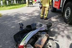 Niebezpiecznie zdarzenia na drogach