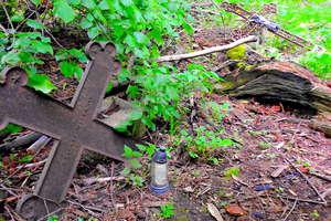 Cmentarz czy burta? Rodzina chce zasiedzieć działkę gminną