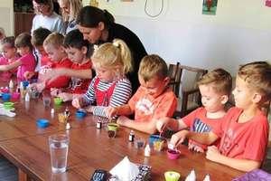 Przedszkolaki gościły w Środowiskowym Domu Samopomocy