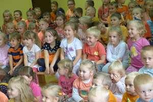 Profilaktyczne przedstawienie w Przedszkolu Miejskim