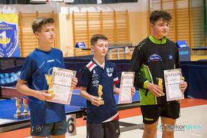I Wojewódzki Turniej Kwalifikacyjny w tenisie stołowym