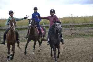 Trzeba umieć spadać z konia