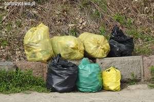 Akcja sprzątania świata w Bartoszycach