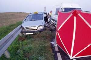 Kierowca busa prawdopodobnie winnym spowodowania wypadku, w którym zginął taksówkarz z Iławy. W czwartek pogrzeb