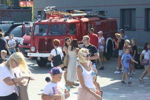 Wielu mieszkańców przyszło na piknik strażacki w Bartoszycach
