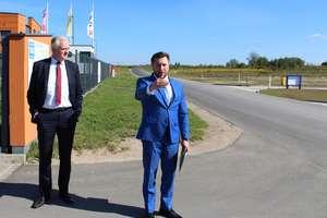 Czy drogowcy z GDDKiA zablokują rozwojowy teren w gminie?