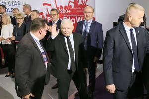 Jarosław Kaczyński w Olsztynie: nie będziecie ignorowani [ZDJĘCIA, VIDEO]