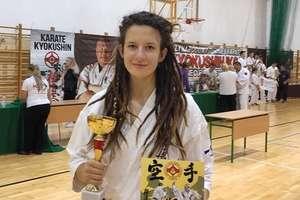 Natalia Stachowicz w pół minuty wygrała finał w Białymstoku
