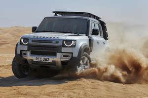 Nowy Land Rover Defender – legenda powraca