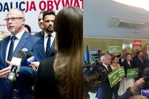 Politycy w przedwyborczej trasie: Kosiniak-Kamysz i Kukiz w Olsztynie, Schetyna w Elblągu