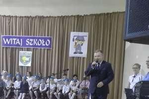 Rozpoczęcie roku szkolnego w Małdytach