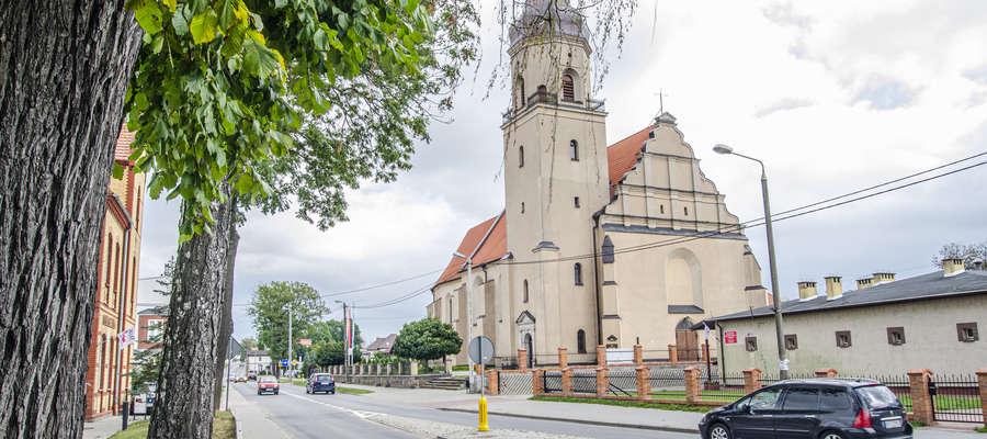 Wydalony ksiądz pracował w parafii św. Jana Chrzciciela i św. Michała Archanioła w Lubawie