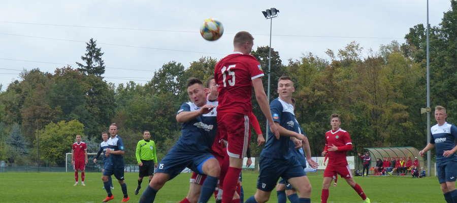 W najciekawiej zapowiadającym się meczu IV ligi GKS Wikielec pokonał Polonię Lidzbark Warmiński