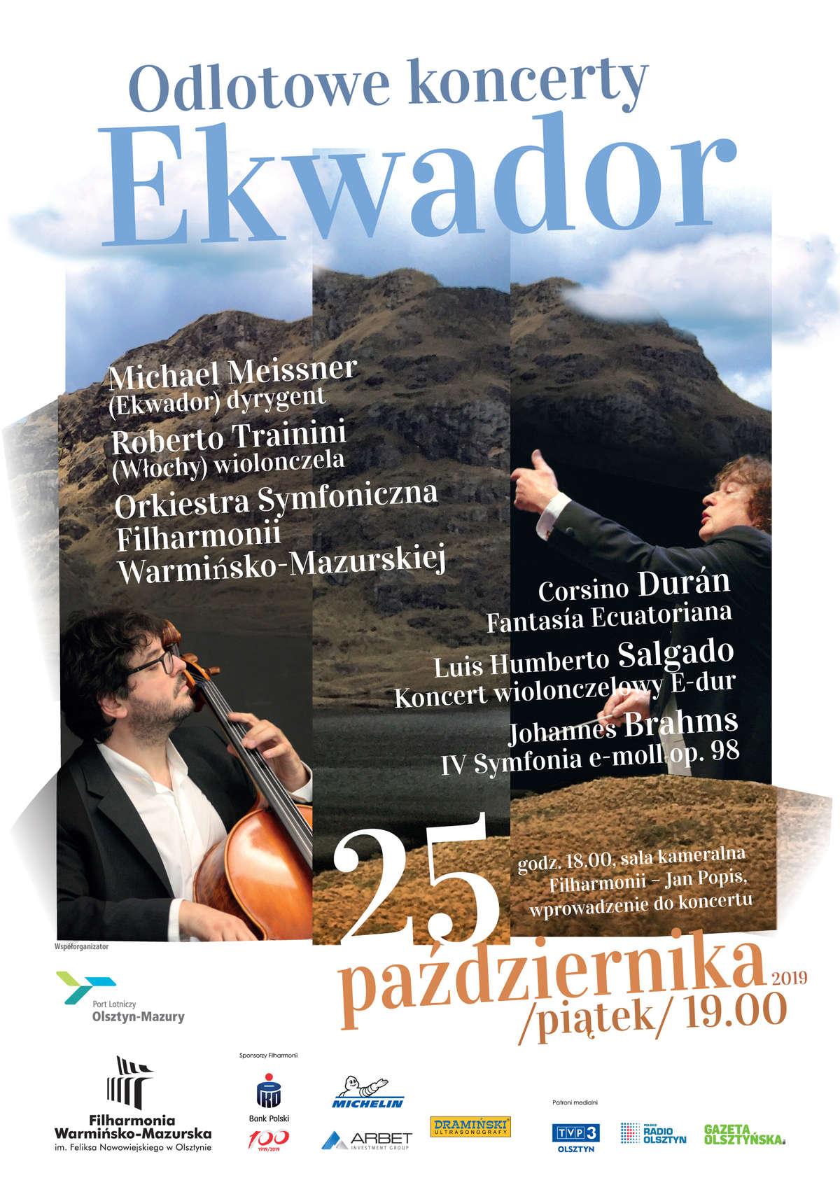 Plakat koncertu - full image