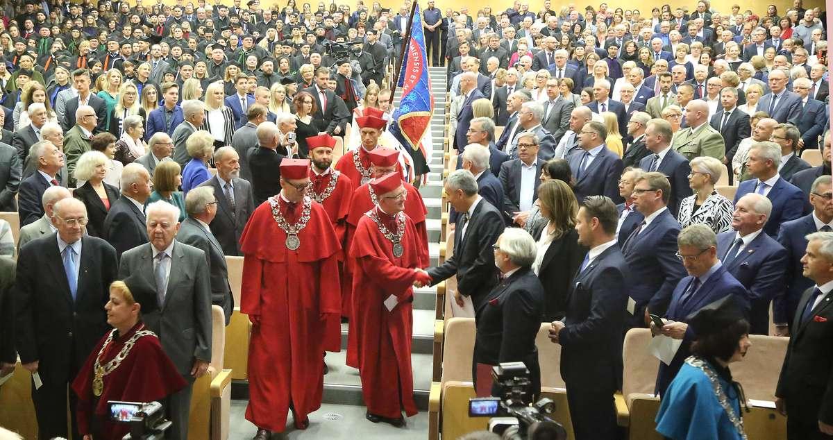 Inauguracja Roku Akademickiego UWM