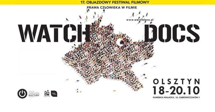 17. Festiwal Filmowy Watch Docs w Olsztynie - full image