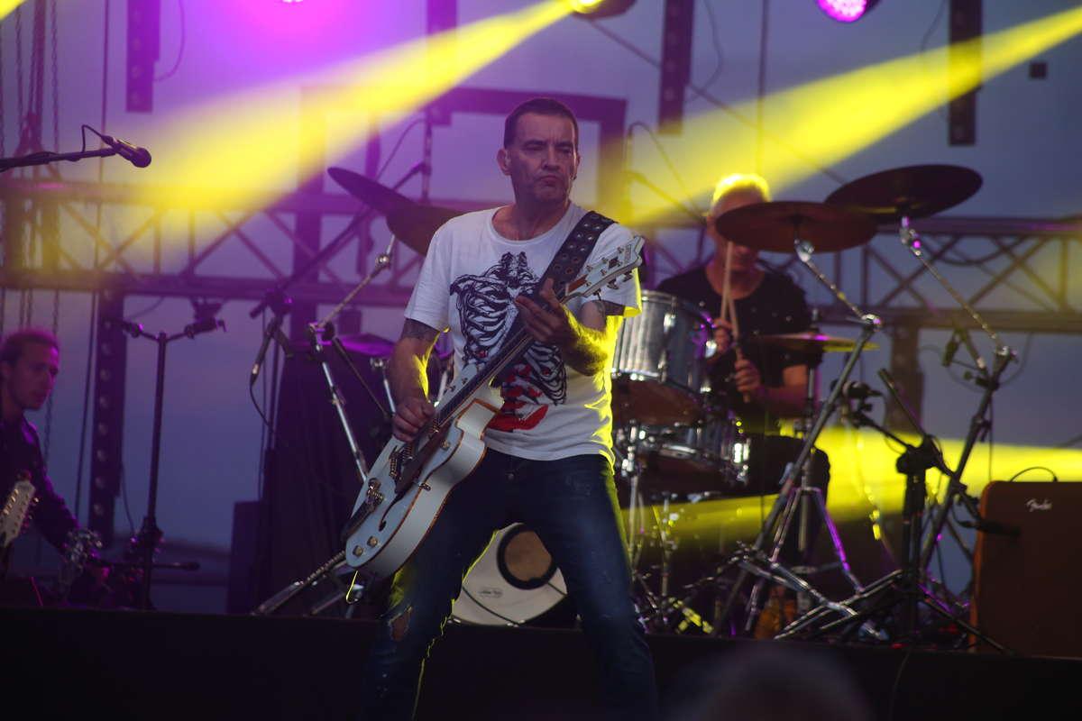 Kolejna legenda rocka zagra w Mrągowie - full image