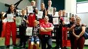 8 medali przywieźli kickboxerzy Zamku Expom Kurzętnik